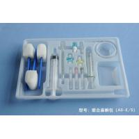 disposable anesthetic puncture box