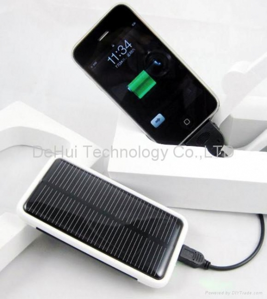 Quality Portable solar charger for Iphone 4/Mobile phone for sale