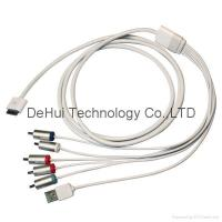 Buy cheap Multi function AV Cable for apple ipad from wholesalers