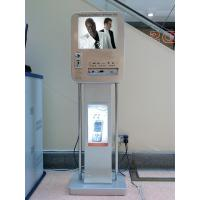 China Mobile Charging Station with 17' LCD Advertising on sale