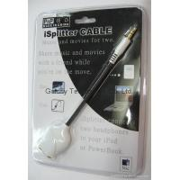 Buy cheap For IPod Isplitter Cable (GF-IPOD-03) GF-03 from wholesalers