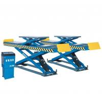 Buy cheap Double Level Platform Scissor Lift Suitable For 4 Wheel Alignment Standard Model product