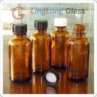 China Molded essential oil bottle with PP cap&PE inlay wholesale