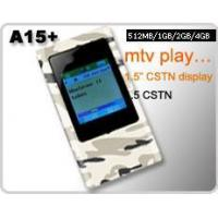 Buy cheap Digital Audio/Video Device>Video MP3 Player> A15+ product
