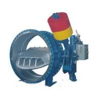 NT180-Hydraulic Counterweight Butterfly Valve