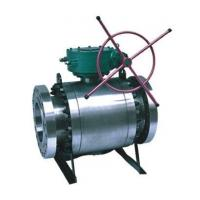 Buy cheap Class 150~1500 Forgen Steel Fixed Ball Valve product