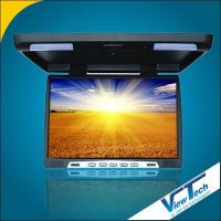 Buy cheap China cheap 20 inch wide screen flip down monitor with dual dome lights /IR transmitter(VT-R2000) product