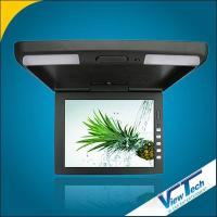 Buy cheap Roof monitor wholesaler for 11.3 inch flip down monitor with dual dome lights/IR(VT-R1130) product