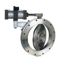 GIQ-A series high-vacuum pneumatic butterfly valve