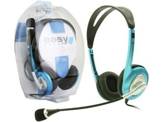 Quality HEADPHONES EASYTOUCH ET-253 FIREBALL + MICROPHONE for sale