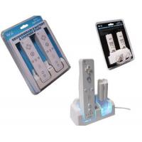Buy cheap Wii Blue Charge Station product