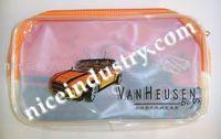 Buy cheap Clear Cosmetic Bag bath salt packaging bag product