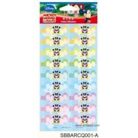 Index Tabs Sticker SBBARCQ001