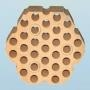 Quality Refractory Brick for Hot-blast Stove for sale