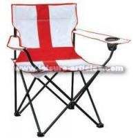 Buy cheap National Flag Folding Armchair from wholesalers