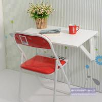 Buy cheap Study Dilated wall table (white) from wholesalers