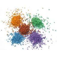 Buy cheap Color rubber granule product