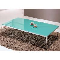 China Living Room Small Glass Coffee Table YC228 on sale