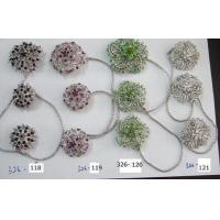 Buy cheap U16 Brooch Name:326-118 to 326-121 product