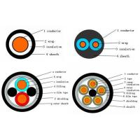Buy cheap Rail transit facilities to use cable Meglev Vehicles Power Cable product
