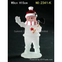 christmas crafts of Snowman 2341-K