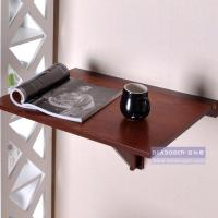 Buy cheap Study Wall table (brown) from wholesalers