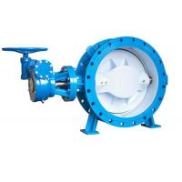 Buy cheap DC soft seal eccentric flanged disc valve product