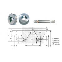 Quality RING & PLUG GAUGE AMERICAN THREAD PLUG AND RING  GAUGE for sale