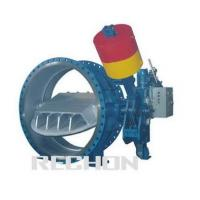 Buy cheap VG180-Hydraulic Counterweight Butterfly Valve product