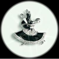 Buy cheap Brooches Strictly Dancing Model :BH-0006 product