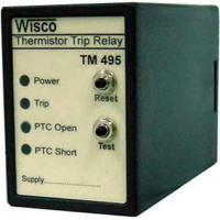 Buy cheap Temperature Transmitter Thermistor Trip Relay (Motor Protection) product