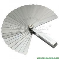 Buy cheap Welding Tools New Image Set 32PC. Feeler Gauge Set 32PC. Feeler Gauge Set price-WESTINGAREA Group product