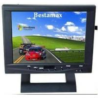 Buy cheap Portable Car TFT-LCD Monitor/VGA Jack/Touch Screen product