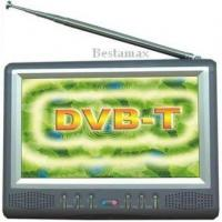 Buy cheap Digital TV Receiving DTB-T TV Signal/Terrestrial TV Signal/Lithium Battery product