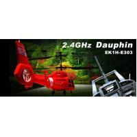 China >Helicopters EK1H-E303 2.4G Co-Douphin on sale