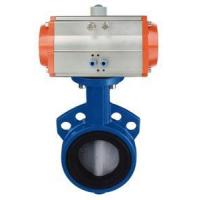 >> Products >> Pneumatic Butterfly Valve  >> Pneumatic Soft-sealing Butterfly Valve