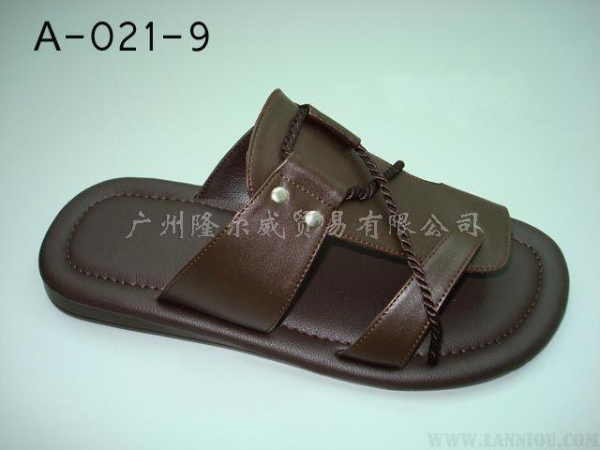 Quality A7702 Introduction--Cool man, slippers for sale