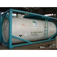 China Tank Container tankcontainerfor30%HF on sale