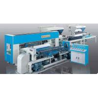 Buy cheap Finishing Machine Automatic P.E. Wrapping Machine for Fabric product