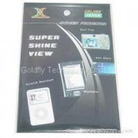 Buy cheap Anti-scratch Screen Protector for iPod GF-SP-xx from wholesalers