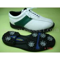 Buy cheap Real Skin Including Two Replacement Spikes Golf Shoes product