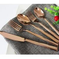 Buy cheap Stainless Steel Cutlery JB-1170-ROSE GOLD product