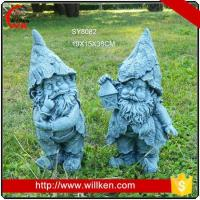 Buy cheap Reading girl statue concrete garden decoration for sale product