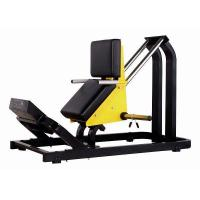 Free Weights PRO-010 Hammer Plated Loaded Seated Calf Muscle Workout Machine