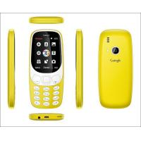 3310 2.4'' 3G Cell Phones with Dual-SIM