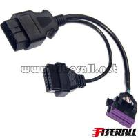 Buy cheap FA-DC-IOV04,OBD Conversion Cable,Splitter Y Cable For Internet of Vehicles IOV from wholesalers