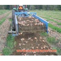 China Tractor Catalogue Sweet Potato Harvester on sale
