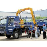 Buy cheap 4x4 5T Truck Mounted Crane Knuckle Boom product