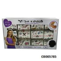Boy Toys Tattoo stickers