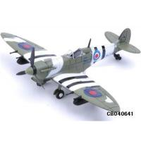 Buy cheap Aircraft Model Spitfire fighter 1:48 assembly toys Military Model Kit product